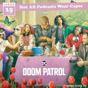 not all pods - issue 19 - doom patrol